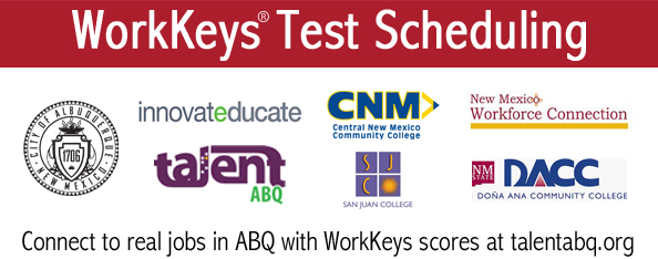 New Mexico WorkKeys Testing